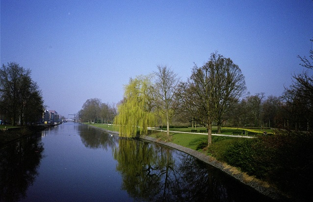 Westerpark in Amsterdam