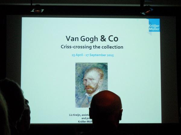 Ausstellung im Kröller-Müller Museum zu van Gogh 2015