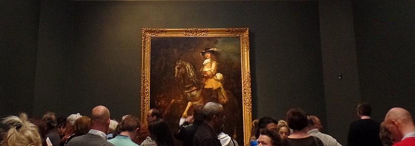 Late Rembrandt im Rijksmuseum