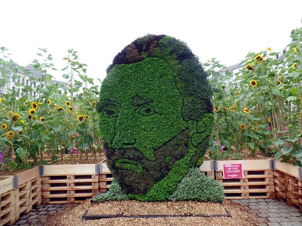 Van Gogh in Sun City, Mons 2015