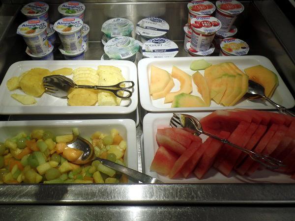 Frühstück im Crowne Plaza Maastricht