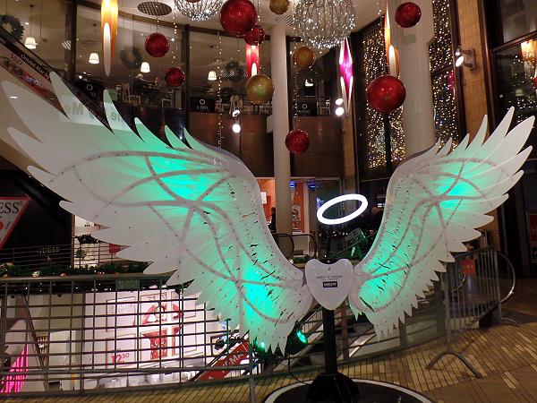 Guardian Angel in Kalvertoren beim Amsterdam Light 2015/16