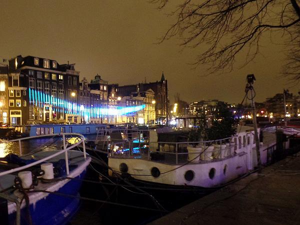 Northern Lights beim Amsterdam Light 2015/16