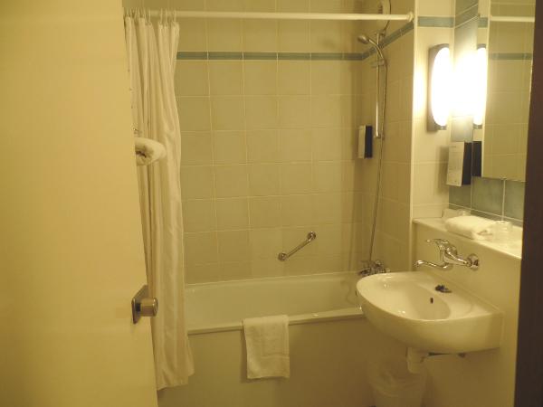 Badezimmer im Campanile Gouda