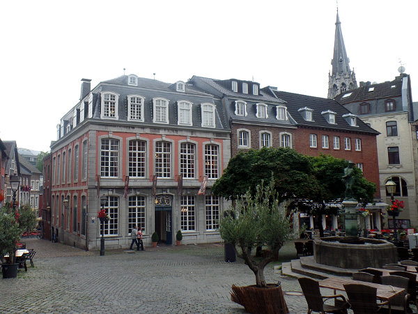 Couven-Museum in Aachen