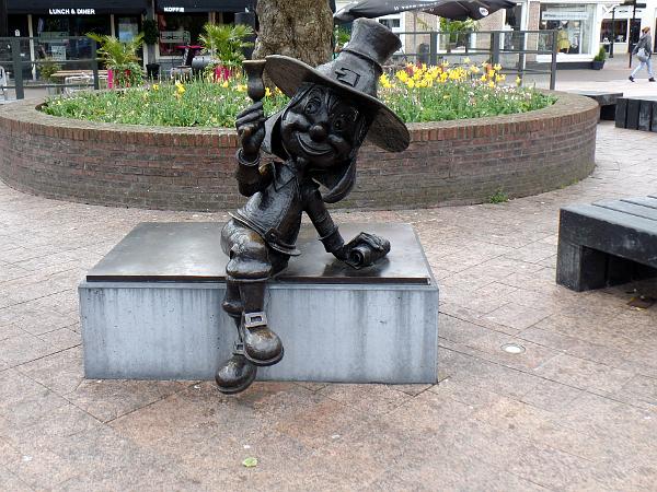 Jenever-Maskottchen De Proosje van Schiedam