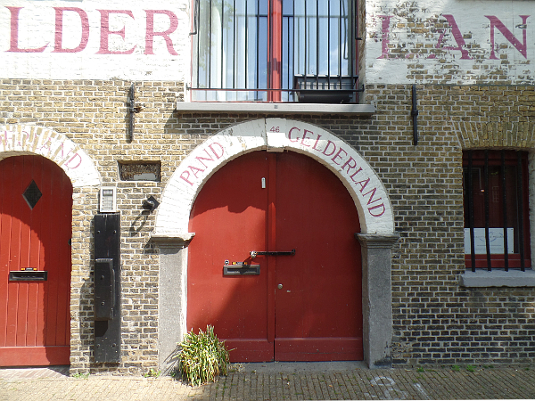 Haus Gelderland in Schiedam