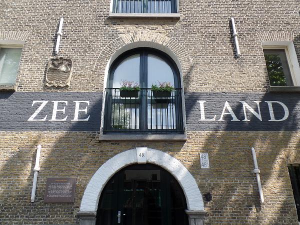 Haus Zeeland in Schiedam