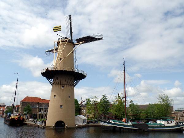 Windmühlen in Schiedam