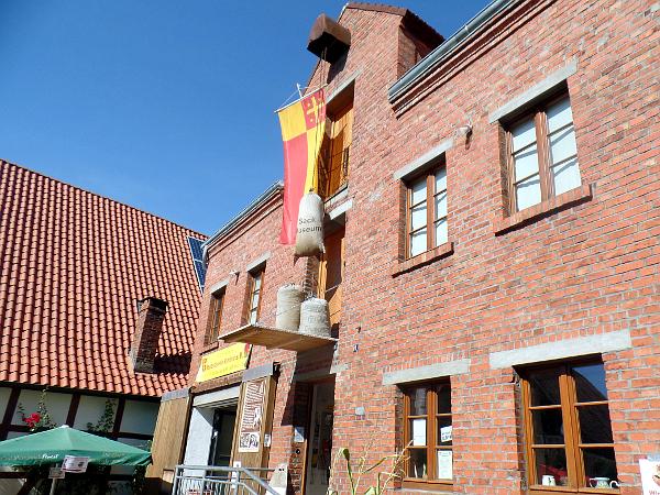 das Sackmuseum in Nieheim