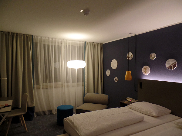 Easy Room im Vienna House Easy Wuppertal