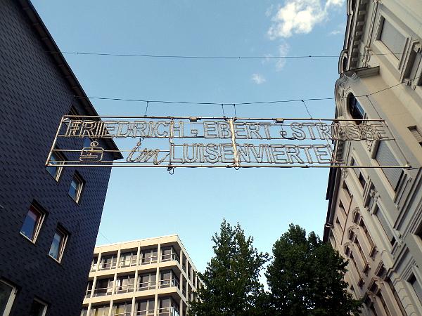 Luisenviertel in Wuppertal