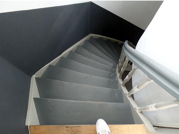 die Treppe im Elisenturm