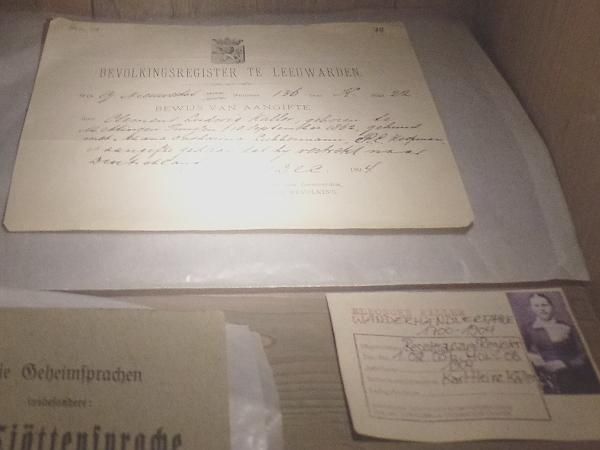 Eleonore Källers Geschichte in Leeuwarden