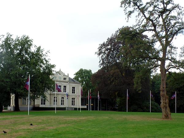 Villa Hartenstein in Oosterbeek
