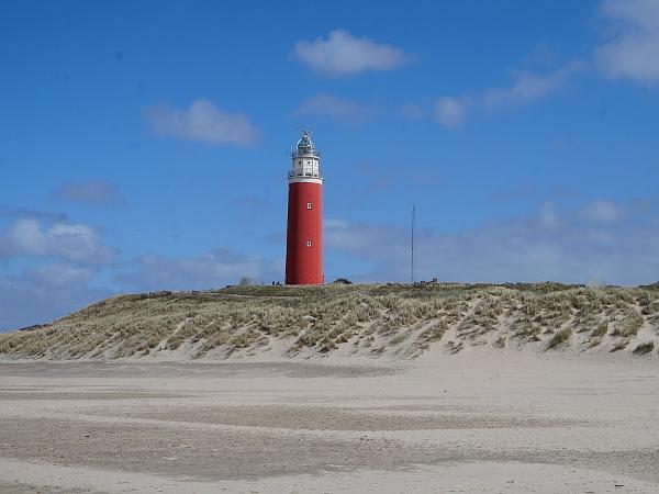 Leuchtturm auf Texel © Hunde-Reisen-mehr.com