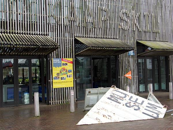Schiffahrts- und Strandgutmuseum Kaap Skil in Oudeschild auf Texel