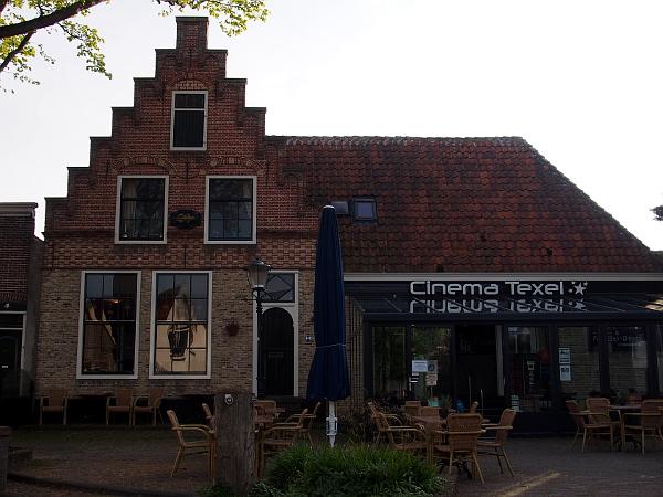 Kino in Den Burg - dem Hauptort von Texel