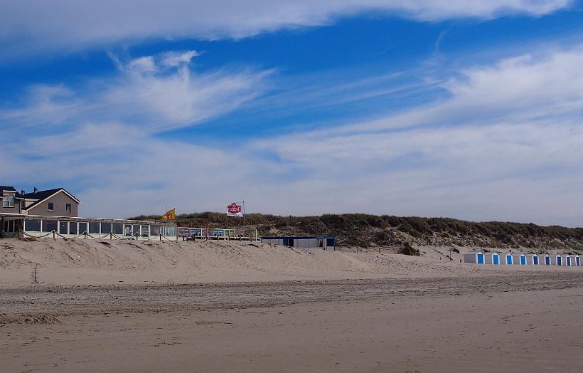 Strand von De Koog auf Texel