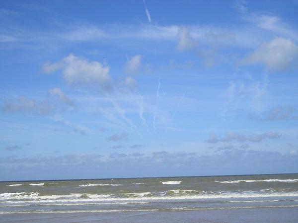 Willkommen auf dem Niederlandeblog - Strand in Zandvoort