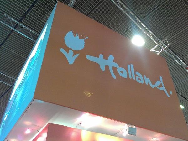Holland auf der ITB 2014