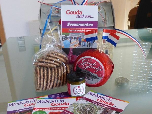 Käse & Stroopwafels aus Gouda
