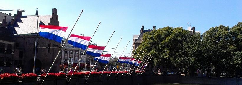 Staatstrauer in den Niederlanden