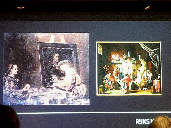 der späte Rembrandt im Rijksmuseum 2015