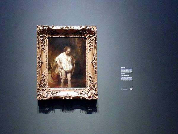 Rembrandts Gemälde seiner Geliebten Hendrickje