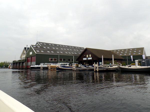 Bootstour zum Blumenkorso 2015