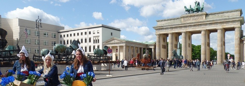 Der erste Graskaas in Berlin