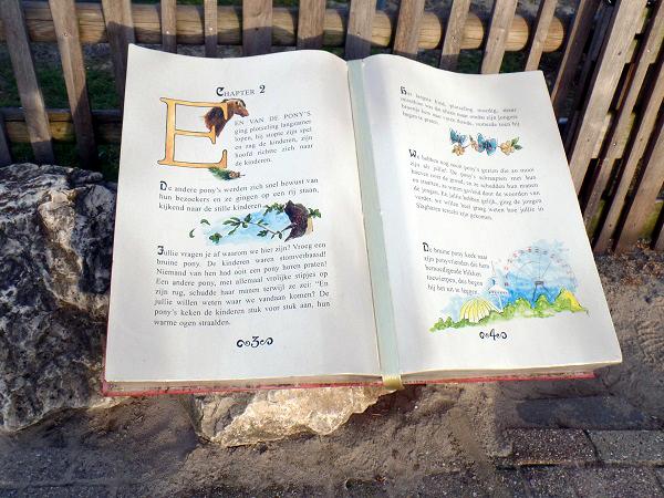 Kapitel 2 des Märchen von Slagharen