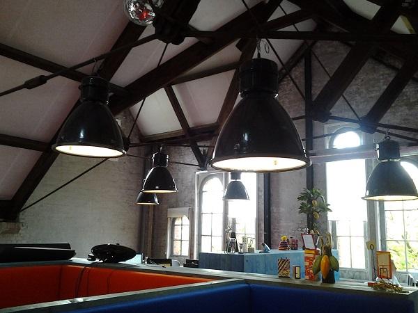 im Headquarter von Tony's - ein typisches Startup in Amsterdam