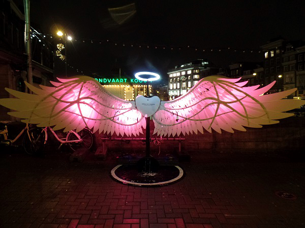 Guardian Angel beim Amsterdam Light 2015/16