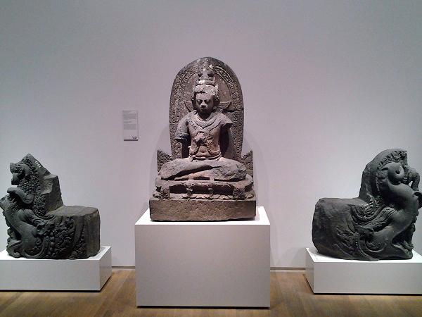Buddha im Rijksmuseum