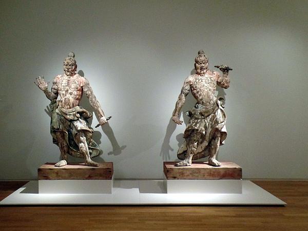 die Tempelwärter im Rijksmuseum