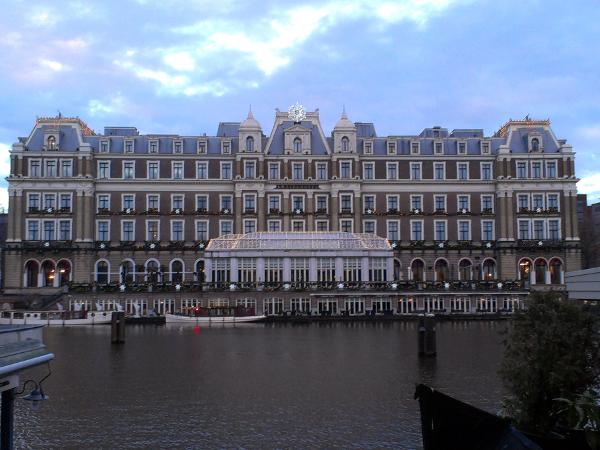 Amstel Hotel im Januar 2015