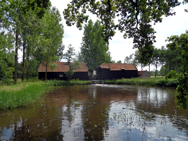 Van Gogh: Collse Watermolen in Nuenen