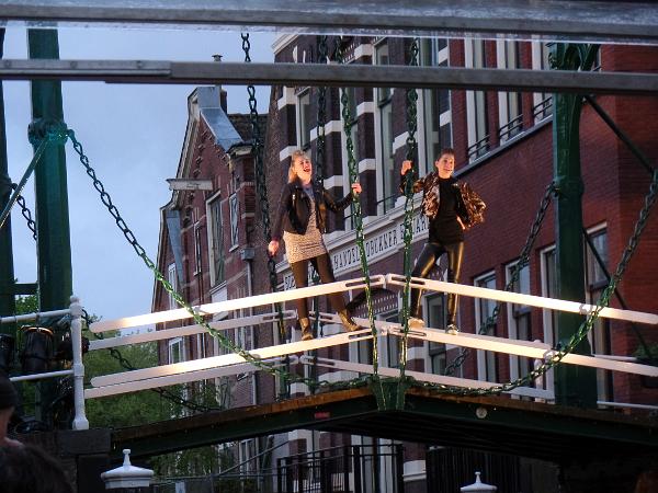 Matroshka bei Schemerstad in Leiden