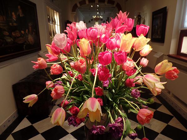 Tulpen im Frans Hals Museum