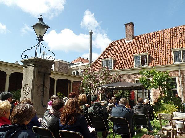 Hofkonzert in Leiden