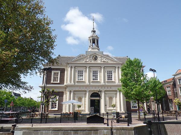 Bibliothek in Schiedam