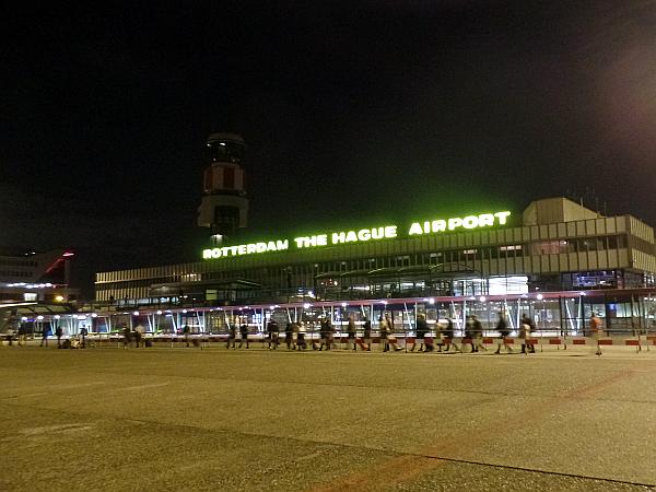 Flughafen Rotterdam Den Haag