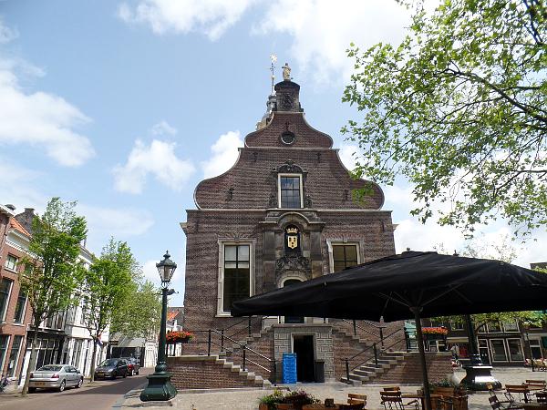 Stadhuis/Rathaus von Schiedam