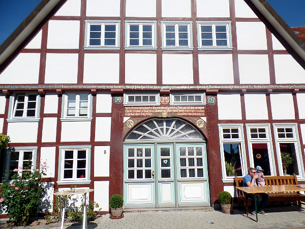 Fachwerk in Nieheim