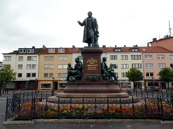 Johann Smidt - Begründer von Bremerhaven