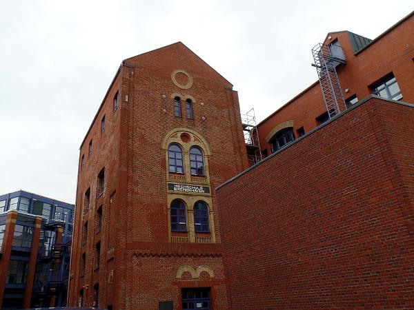 das eigentliche Auswandererhaus in Bremerhaven