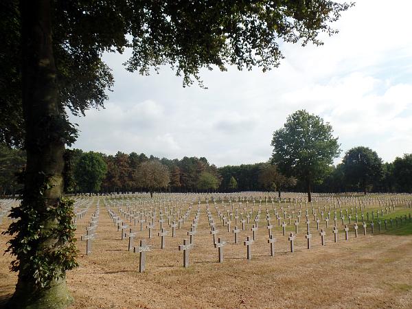 Liberation Route: der weltweit größte Soldatenfriedhof in Ysselsteyn