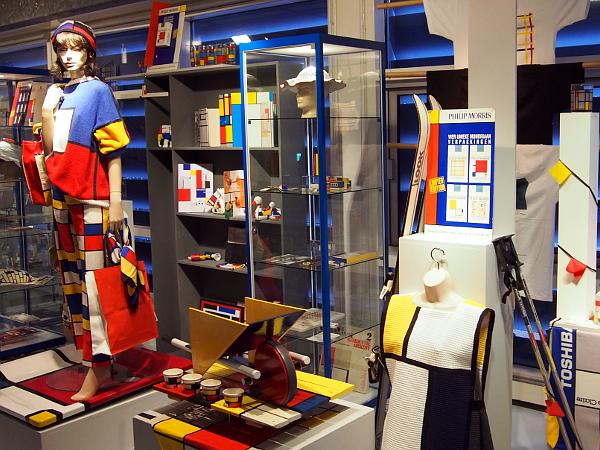 100 Jahre De Stijl im Mondriaanhuis Amersfoort