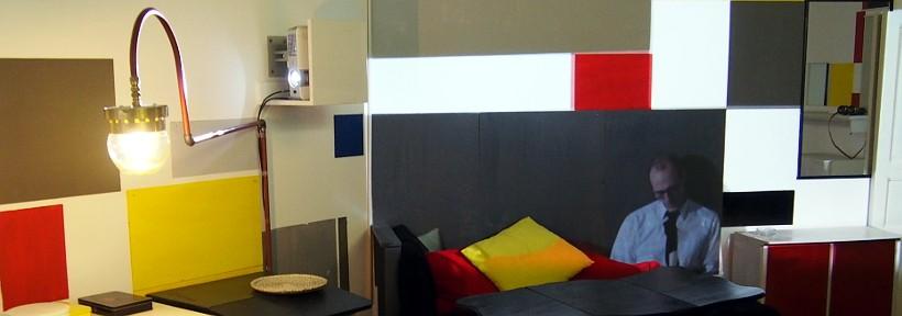 100 Jahre De Stijl - Mondriaanhuis in Amersfoort
